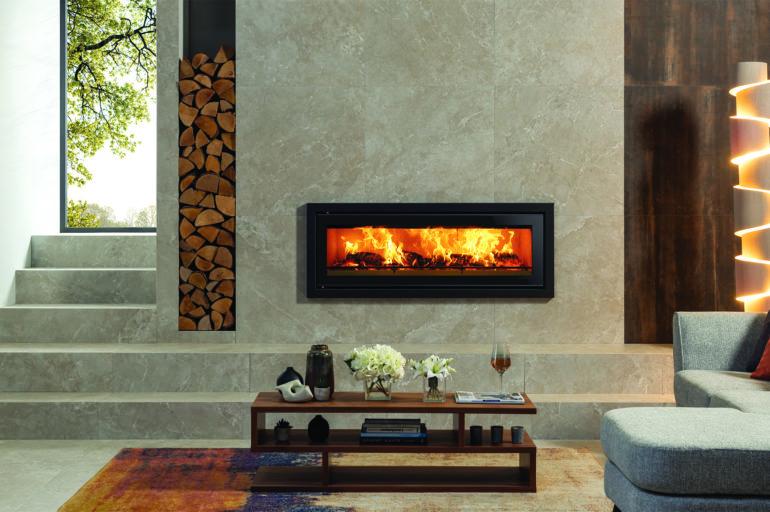 Stovax Studio Inset Woodburning