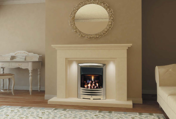 Feature Marble Stone Surround